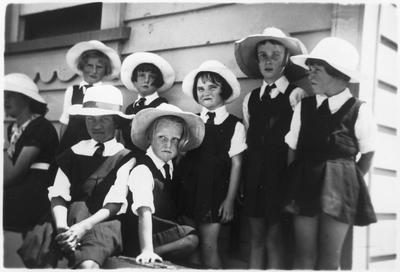 Orini School calf club