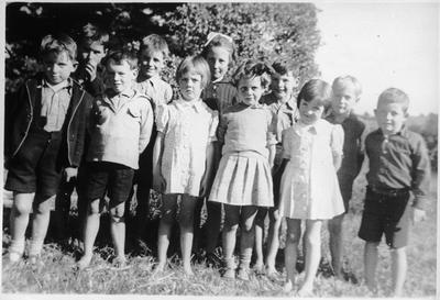 Orini School children