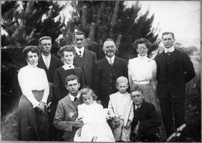 Preest family of Orini