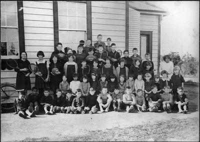 Orini School class of 1928