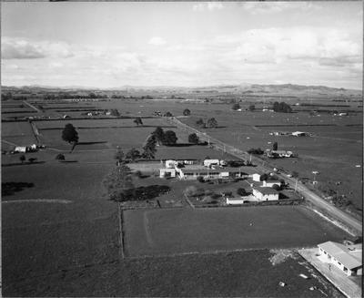 Orini School aerial
