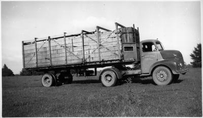 McRobbie Bros Carriers truck