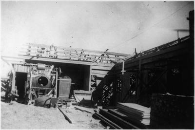 Rebuilding the Orini Cheese Factory