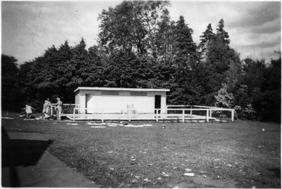 Orini School swimming pool 1960