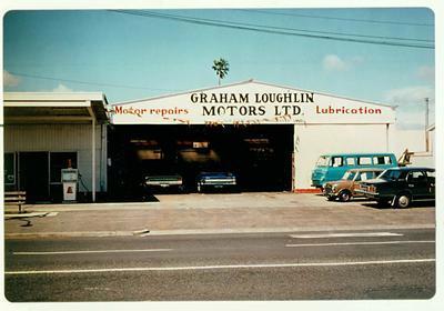 Graham Loughlin Motors Ltd