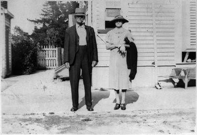 Mr and Mrs Stephenson