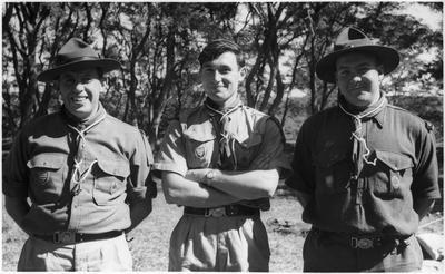 Orini - Scout masters