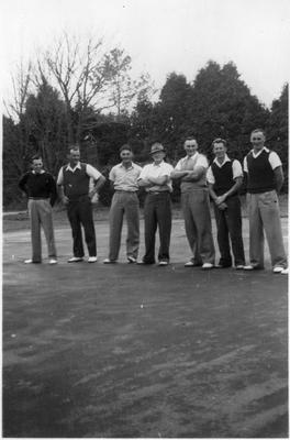 Orini - Sports Day 1946