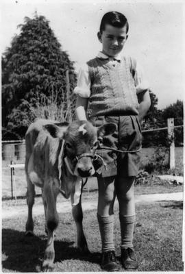 Orini - School Calf Club - 1959