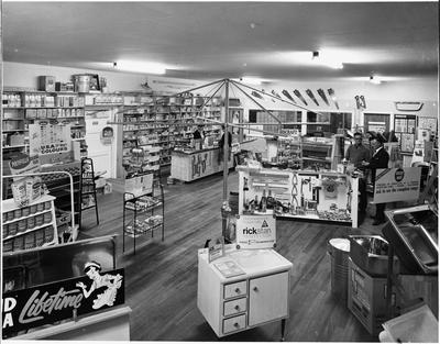 Ellis & Burnand's Otorohanga showroom
