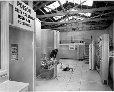 Ellis & Burnand's Putaruru treatment plant