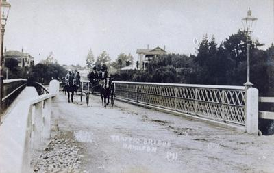Traffic Bridge