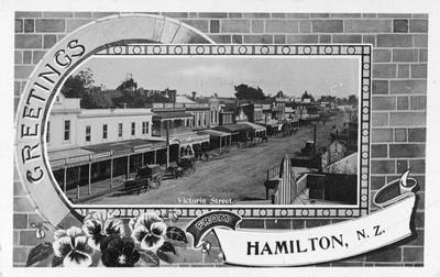 Greetings from Hamilton