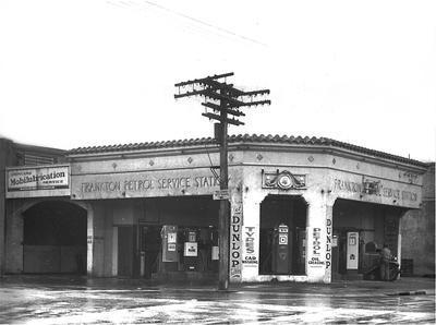 Frankton Petrol Service Station