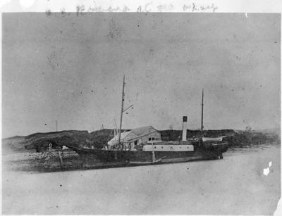 Ship 'Rowena'