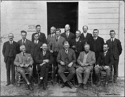 Raglan County Council 1925