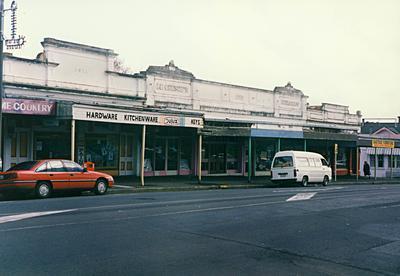 Le Quesne's Buildings on Grey Street