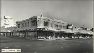 Pascoe's Corner 1962