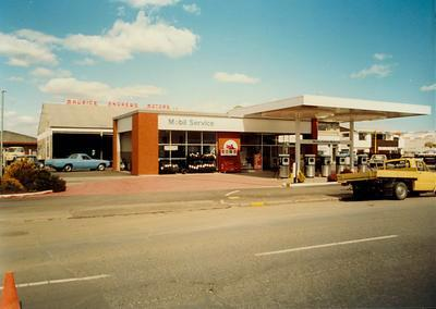 Maurice Andrews Motors Ltd
