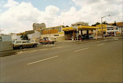 McLaren's City service station