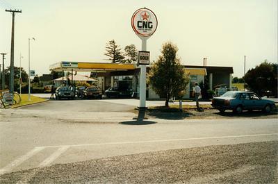 McLaren's Naylor Street service station