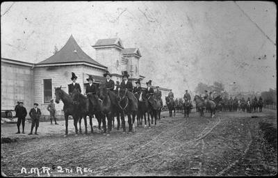 Auckland Mounted Rifles