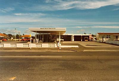 Bader Street Service Station (1980) Ltd