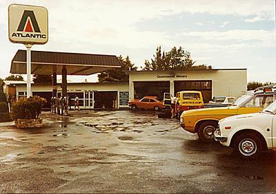 Queenwood Motors Ltd