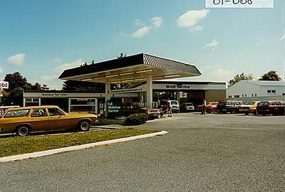 Queenwood Service Station (Ham) Ltd