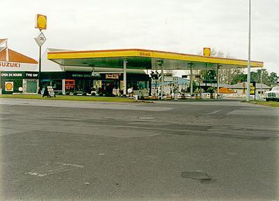 Whitiora Service Station