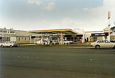 Midland Service Station