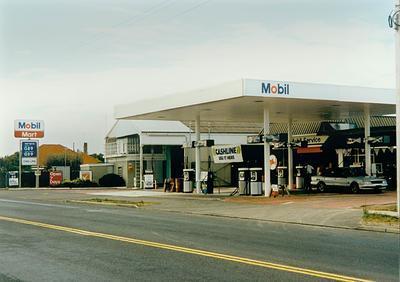 Robin Neville service station