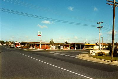 St Andrews Service Station