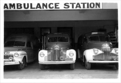 St John Ambulance Association in Ward Street