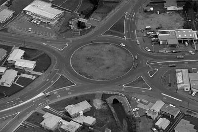 Dinsdale roundabout