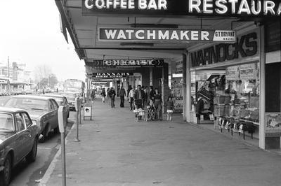 Victoria Street retail