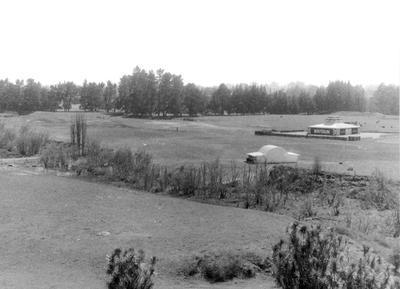National Fieldays paddock