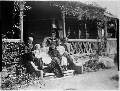 Group photo, Waingaro