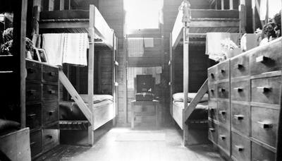 WAAF women's barracks
