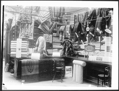 Interior of manchester department