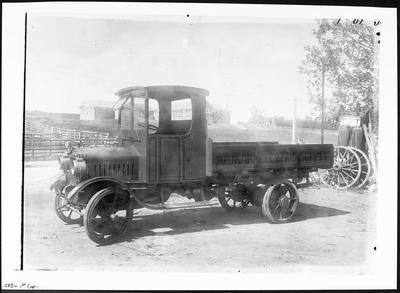 Waikato Electric Supply Truck