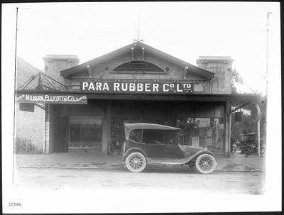 Para Rubber Co Ltd