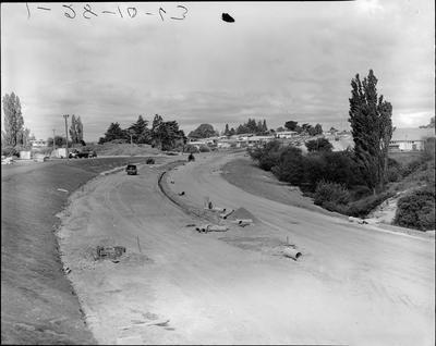 Cobham Drive - construction