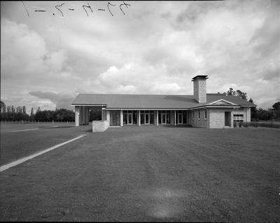Newstead - crematorium and cemetery