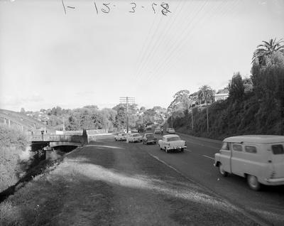 Fairfield Bridge approach (West bank)