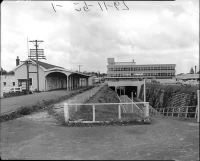 Railway Station - Ward Street