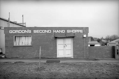 Gordon's Second Hand Shoppe