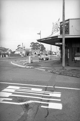 Gordon's Antiques on the corner of Grey and Te Aroha streets