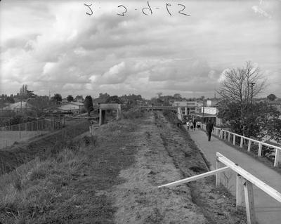 River Road overbridge