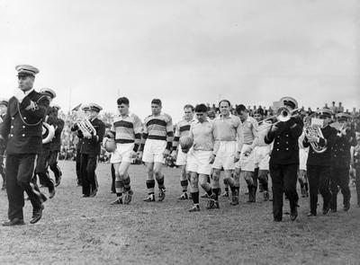 Rugby Park, Hamilton - Waikato vs North Auckland